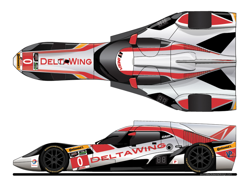 Livery An Overview Of Art For The 2015 Rolex24
