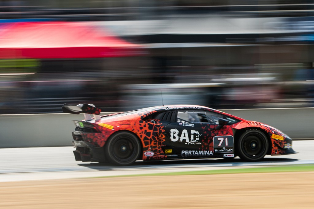 ... His TUDOR GTD Endurance Race Duties By Joining The 2015 Lamborghini  Super Trofeo Series In His All New U0027Bad Lambo Racingu0027 Lamborghini Huracán  LP 620 2.