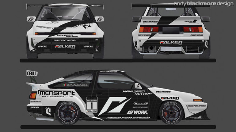Livery Design Archives Page 3 Of 5 Andy Blackmore Design