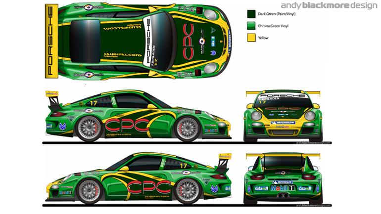 Saudi Falcons Debut New Look Andy Blackmore Design