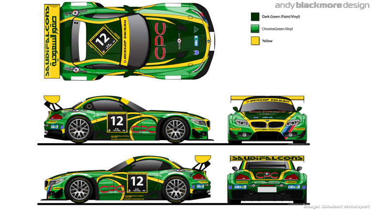 Bmw Z4 Archives Andy Blackmore Design