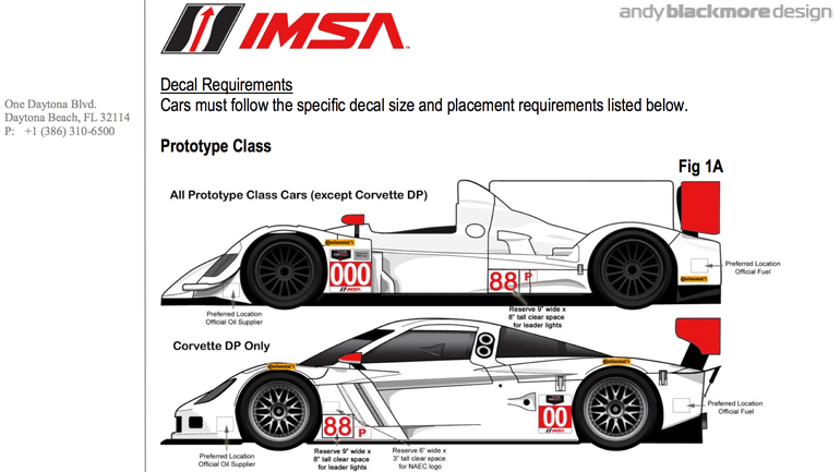 Imsa Com Launched With Abd Illustrations Andy Blackmore