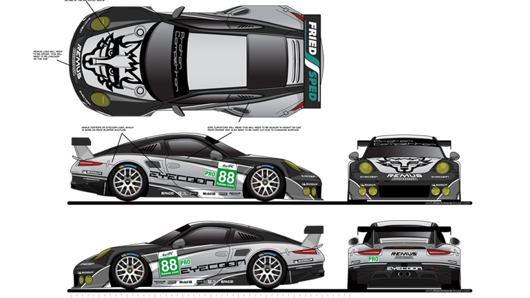 991 Livery Archives Andy Blackmore Design
