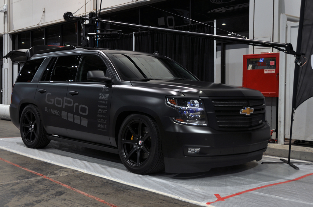 SEMA 2014 in review - Andy Blackmore Design